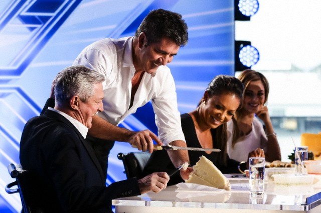 **Embargoed until 00.01 GMT Saturday 30th August** First episode of The X Factor Series 11 - Saturday 30